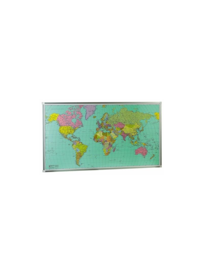 Mapas para se alizaci n mapa mundi base de corcho - Mapa de corcho ...