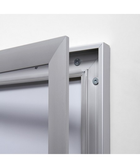 Vitrina Eco-200 - Interior (detalle puerta)