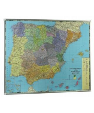 Mapas para se alizaci n senasoluciones - Mapa de corcho ...