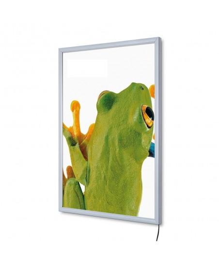 Marco LED para póster de pared