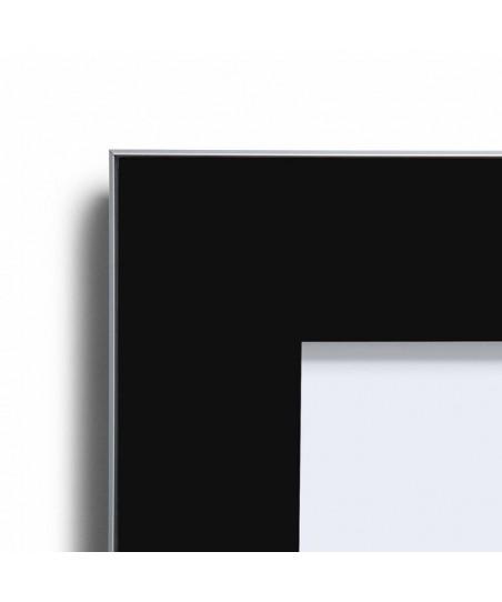 Vitrina para póster de pared con LED para exterior