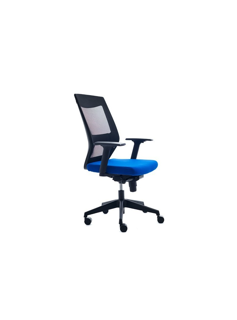 Mobiliario de oficina & escolar - Silla oficina operativa sincro ...
