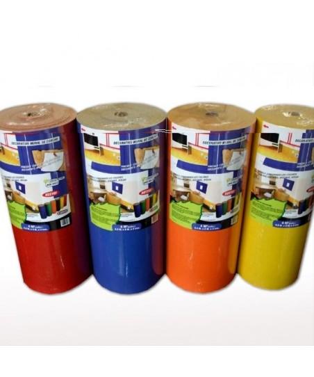 Bobinas de de corcho autoadhesivo de colores