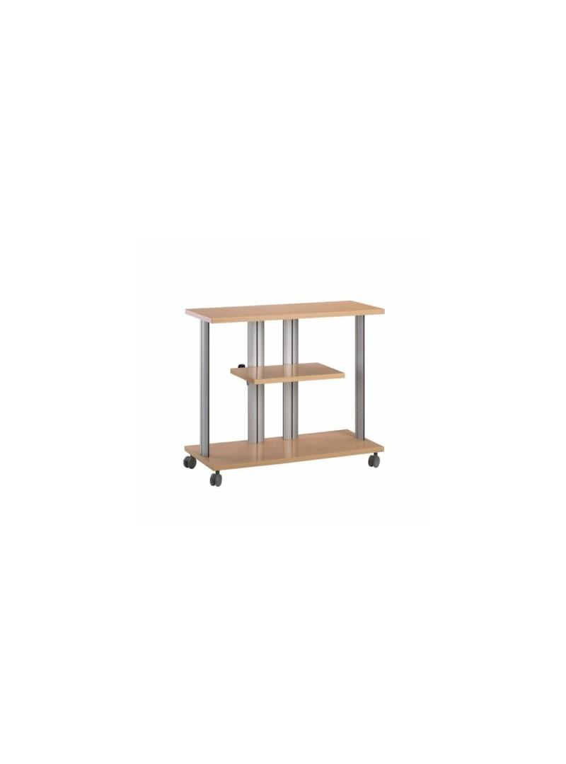 Muebles y soportes para equipos audiovisuales mesa m vil - Muebles para televisiones planas ...