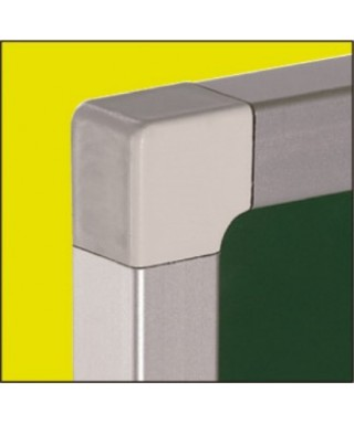 Pizarra laminada marco aluminio