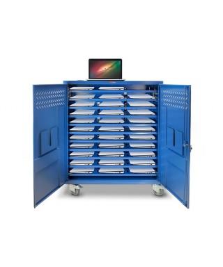 Armario cargador para 33 notebooks