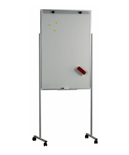 Pizarras con soportes y ruedas 90x120 (vertical)