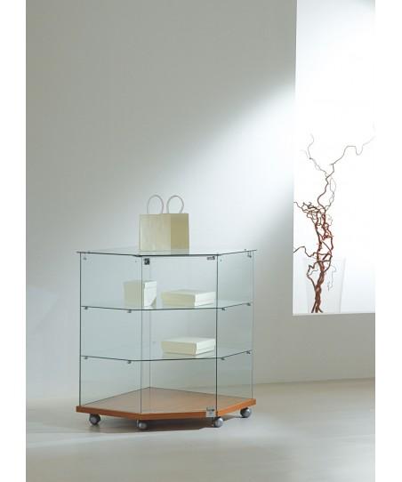 Vitrinas altura 90 cm vidrio