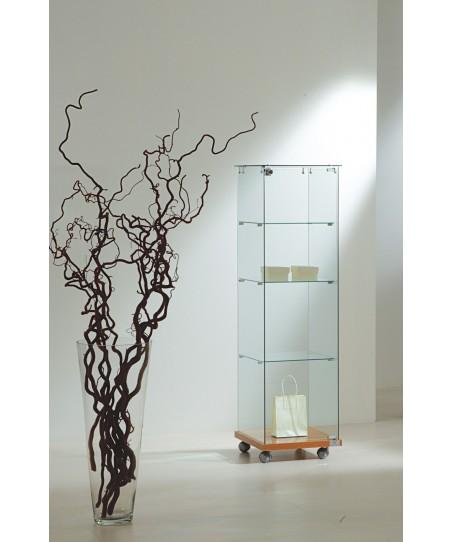 Vitrinas altura 140 cm vidrio