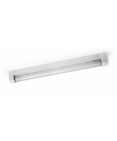 Vitrina convencional aluminio puertas correderas (iluminación)