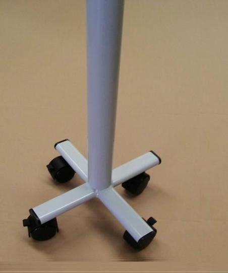 Paneles modulares de exposición (columna base con ruedas altura 190 cm)