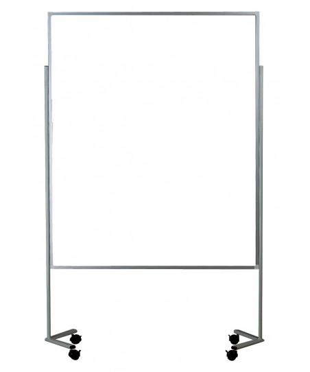 Tableros móviles de exposición (acabado pizarra blanca laminada)
