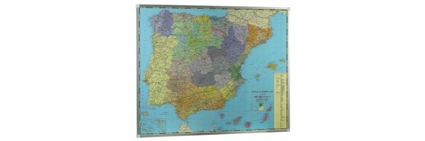 Mapas para señalización