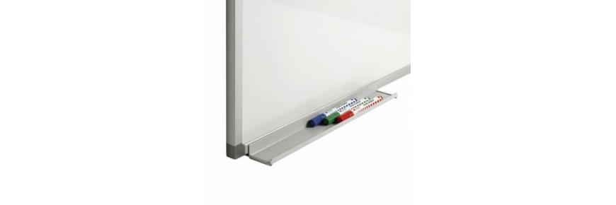 Pizarras blancas de pared para rotuladores