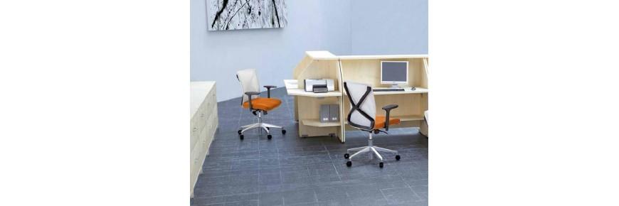 Muebles Recepción y Callcenter