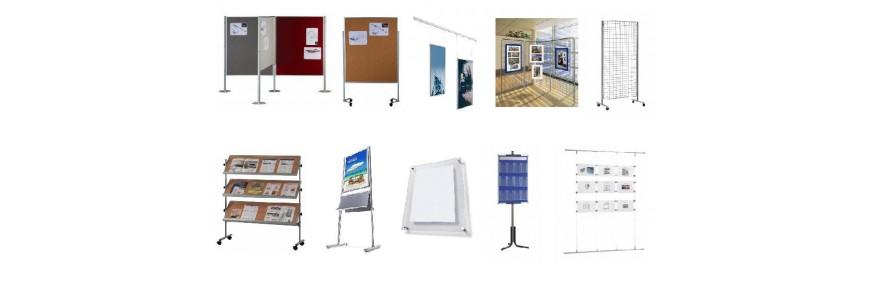 Sistemas de exposición y portadocumentación